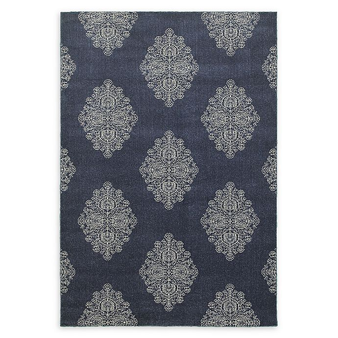 Alternate image 1 for Oriental Weavers Pasha 5'3 x 7'6 Area Rug in Blue