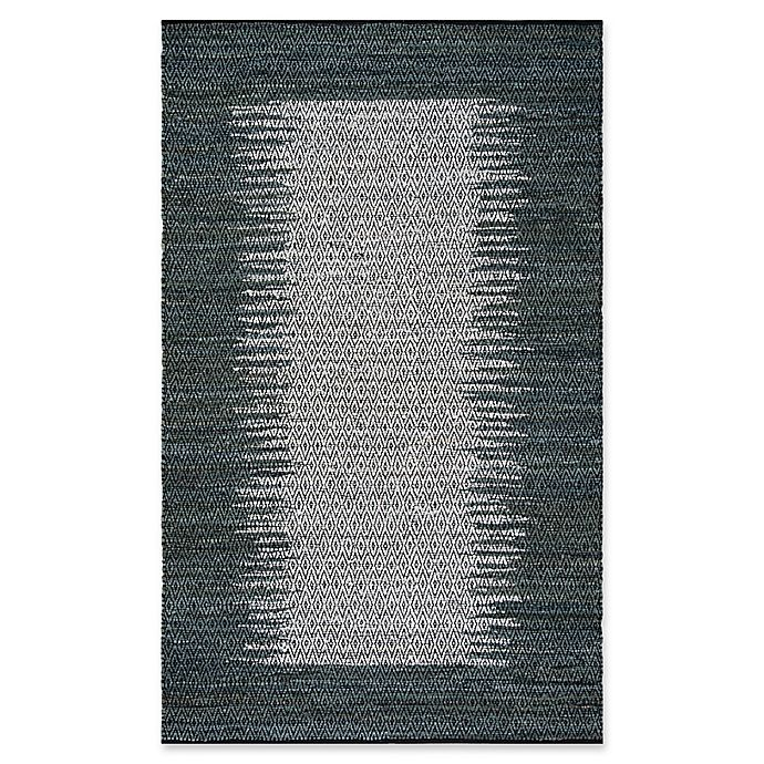 Alternate image 1 for Safavieh Vintage Leather 5' x 8' Logan Rug in Charcoal