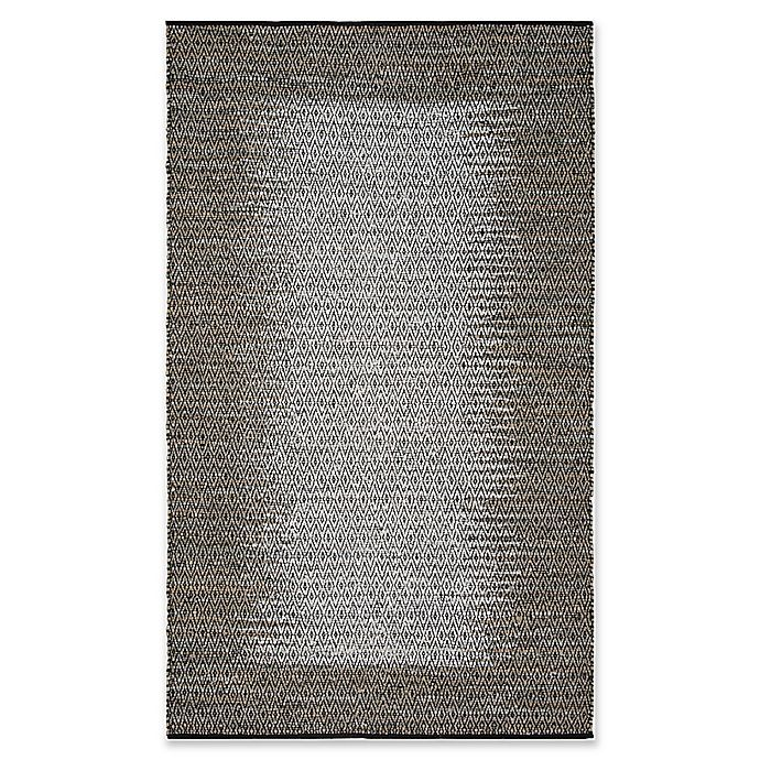 Alternate image 1 for Safavieh Vintage Leather 6' x 9' Logan Rug in Light Grey