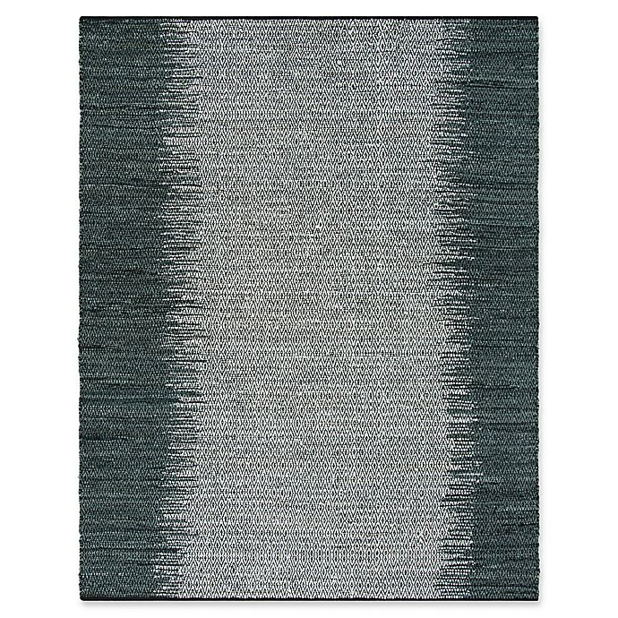 Alternate image 1 for Safavieh Vintage Leather 8' x 10' Wallace Rug in Grey