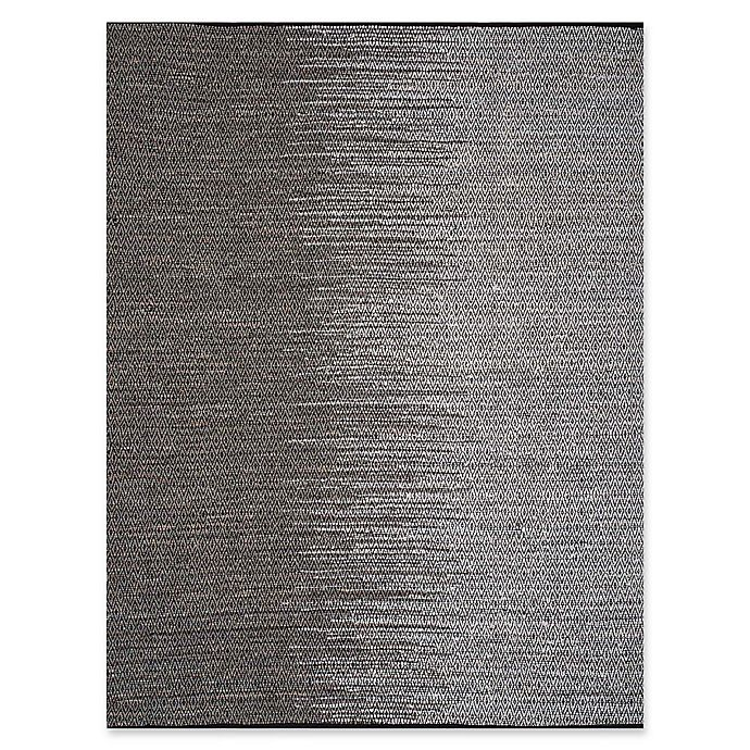 Alternate image 1 for Safavieh Vintage Leather 8' x 10' Kinsey Rug in Light Grey