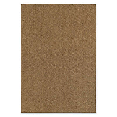 Oriental Weavers Santa Rosa Woven Area Rug in Brown