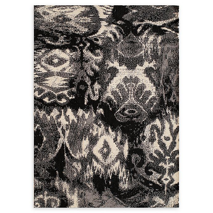 Alternate image 1 for Momeni Heavenly Hand-Tufted 3' x 5' Accent Rug in Grey