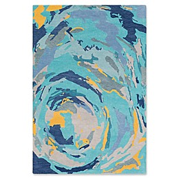 Surya Global Abstract Rug