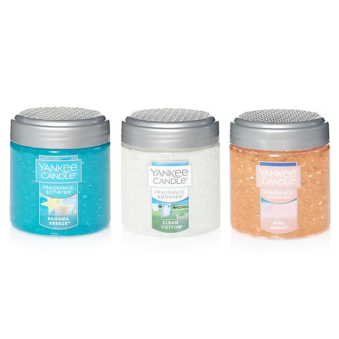 Alternate image 1 for Yankee Candle® Fragrance Spheres™ Collection