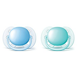 Philips Avent Ultra-Soft 2-Pack Pacifiers