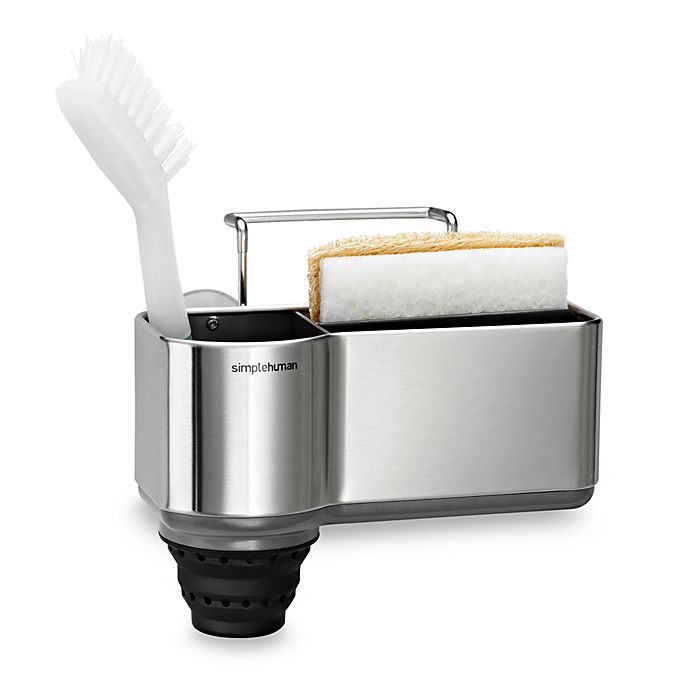 Alternate image 1 for simplehuman® Sink Caddy