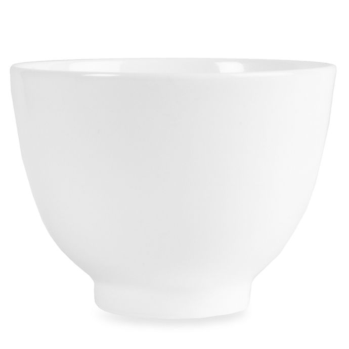 Alternate image 1 for Nevaeh White® by Fitz and Floyd® Sauce/Dip Bowl