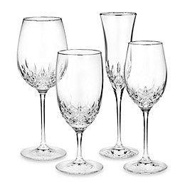 Waterford® Lismore Essence Platinum Wine Glass Collection