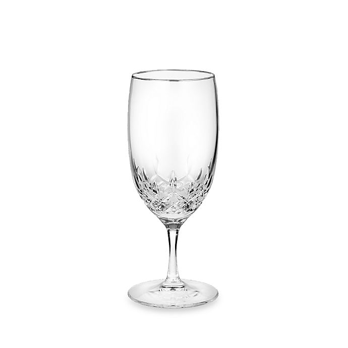 Alternate image 1 for Waterford® Lismore Essence Platinum Iced Beverage Glass