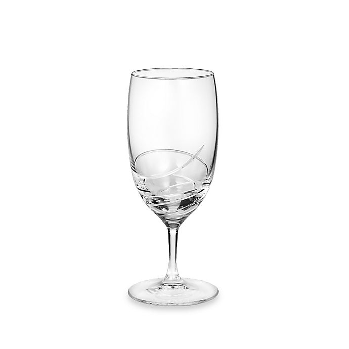 Alternate image 1 for Waterford® Ballet Ribbon Essence Platinum Iced Beverage Glass