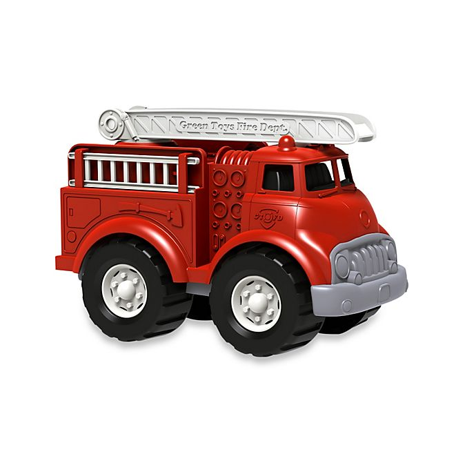 Alternate image 1 for Green Toys™ Toy Fire Truck