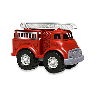 Green Toys™ Toy Fire Truck