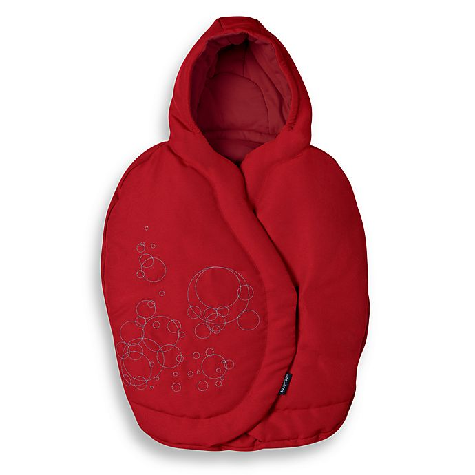 Alternate image 1 for Maxi-Cosi® Infant Car Seat Footmuff in Red