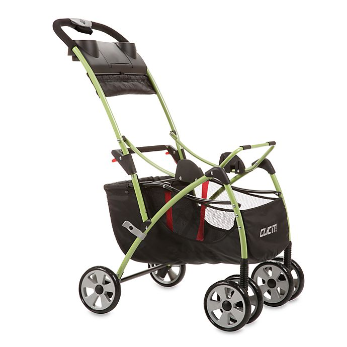 Safety 1st Clic It Universal Infant Car Seat Carrier Green