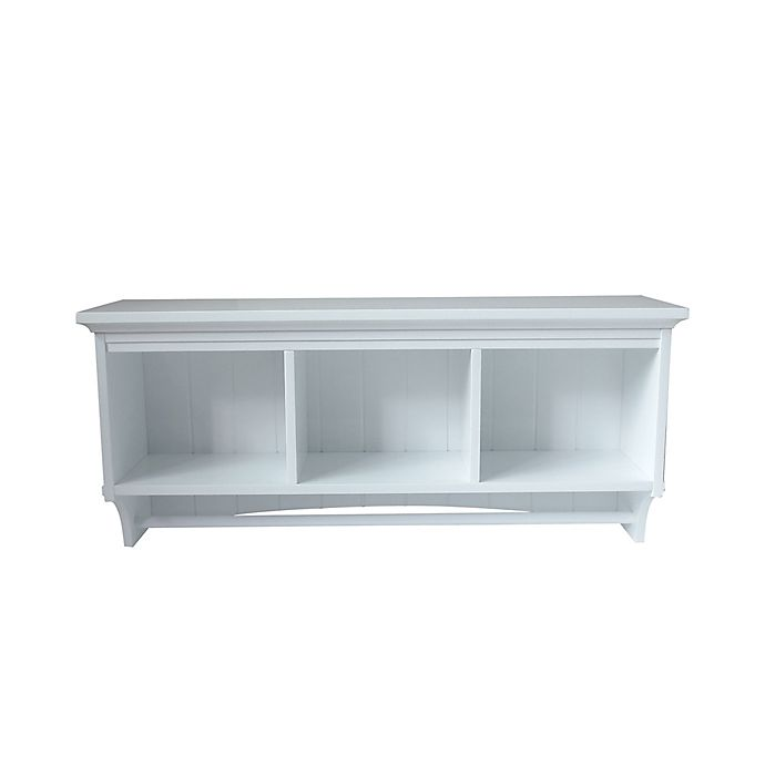 Alternate image 1 for Wakefield No Tools Wall Shelf