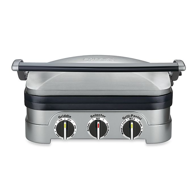 Alternate image 1 for Cuisinart® Griddler™ with Removable Plates