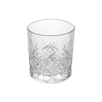 Pasabahce Timeless Double Old Fashioned Glasses (Set of 4)