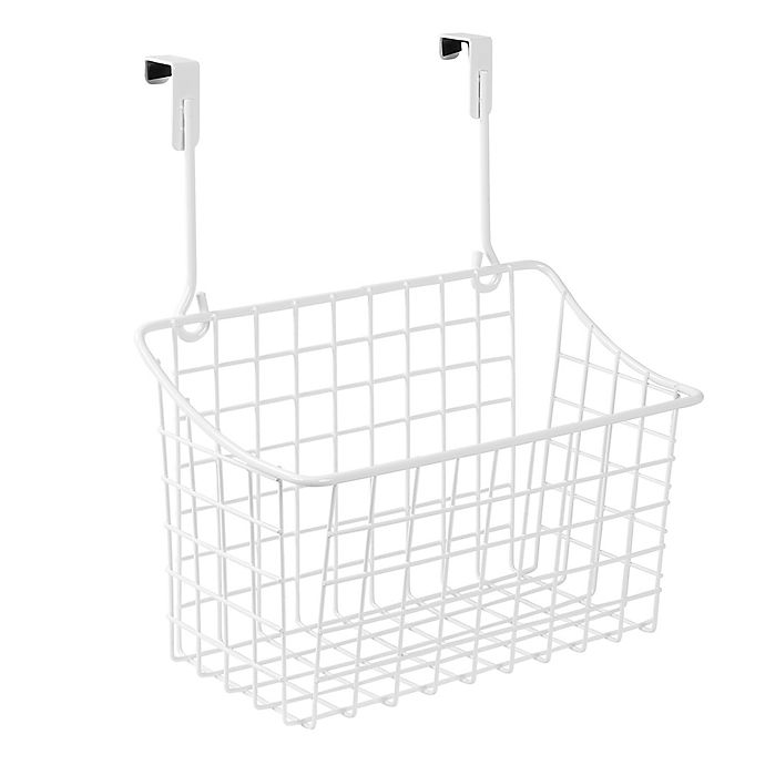Spectrum Grid Over-the-door Styling Caddy Bathroom Clutter-control and Organiser