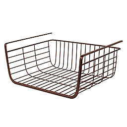 Spectrum Steel Ashley Small Over-the-Shelf Basket