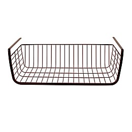 Spectrum Steel Ashley Over-the-Shelf Basket