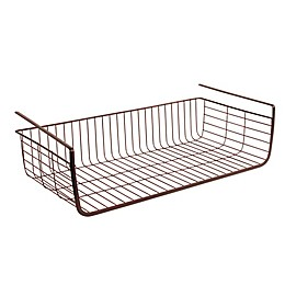 Spectrum Steel Ashley Large Over-the-Shelf Basket