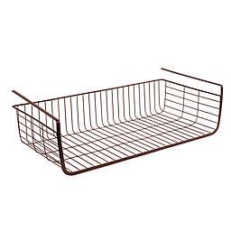 Spectrum Steel Ashley Large Over-the-Shelf Basket