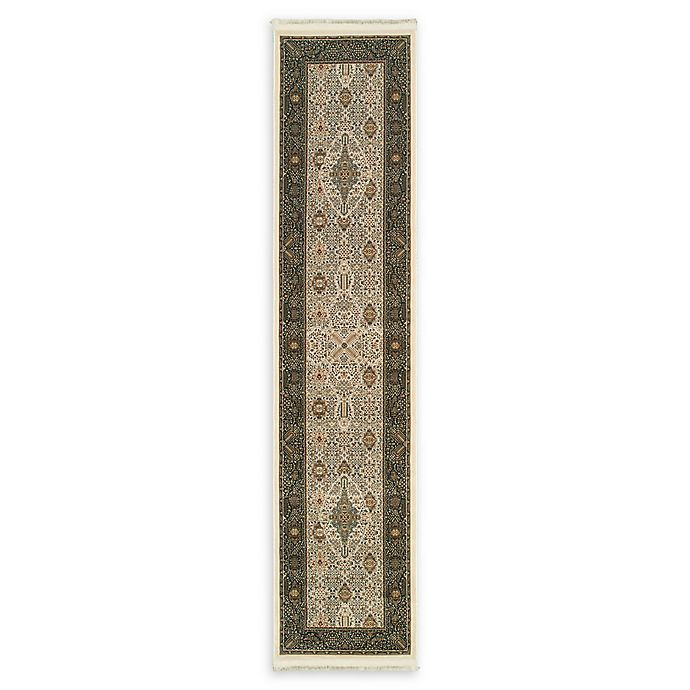 Alternate image 1 for Oriental Weavers Masterpiece 2'3 x 10' Runner in Ivory