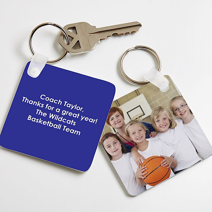 Alternate image 1 for Picture Perfect Coach Keychain