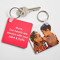 Picture Perfect Photo Keychain