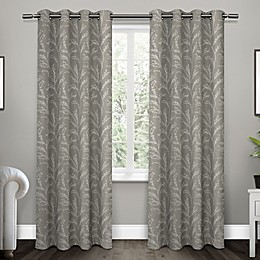 Kilberry 2-Pack Grommet Top Room Darkening Window Curtain Panels