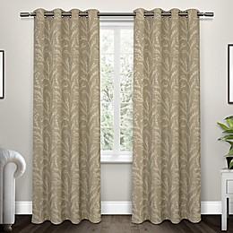 Kilberry 2-Pack Grommet Top Room Darkening Window Curtain Panels