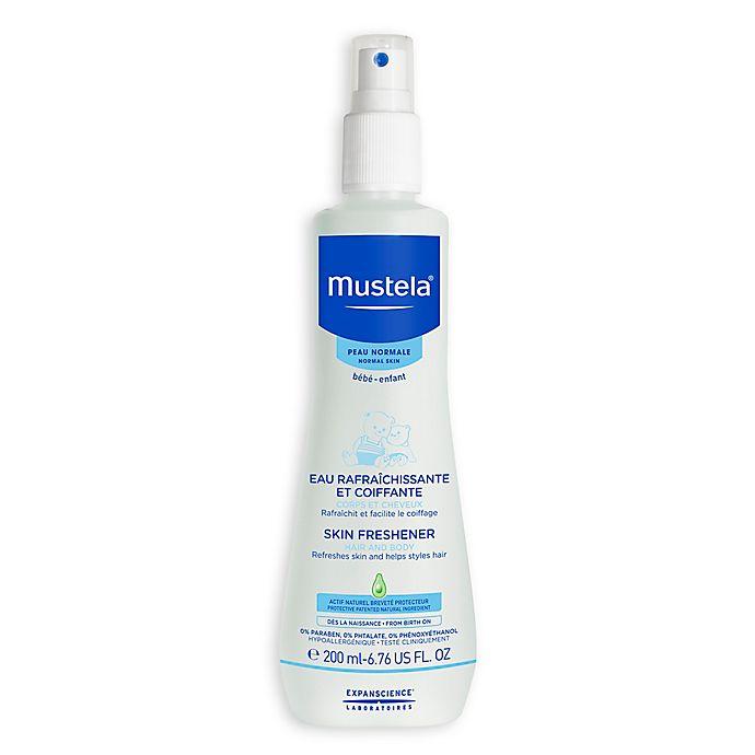 Alternate image 1 for Mustela® 6.7 fl. oz. Baby Skin Freshner for Normal Skin