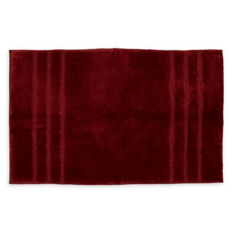 Buy American Craft 30 Quot X 48 Quot Bath Rug In Crimson From Bed
