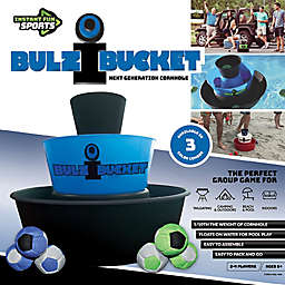 Watersports Streammachine Bulzibucket in Blue/Black