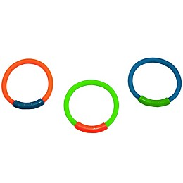 Water Sports Lighted Dive Rings