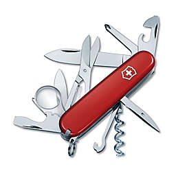 Victorinox Swiss Army Explorer 16-Function Knife in Red