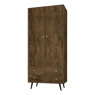 Manhattan Comfort Liberty Armoire