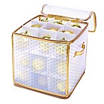 Simplify 27-Count Ornament Storage Box in Gold