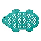 Infantino® 2-in-1 Turtle Bath Mat and Storage Basket in Green