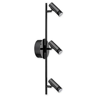 Eglo USA Lianello Lighting Collection in Black Chrome