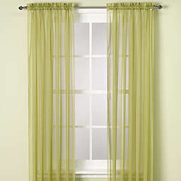 Elegance Sheer Window Curtain Panel