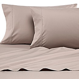 Heartland® HomeGrown™ 400-Thread-Count Percale Sheet Set