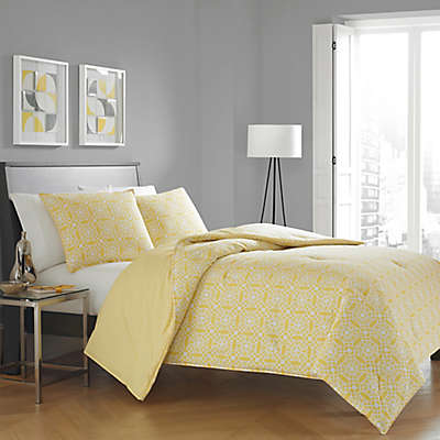 City Loft™ Bria Full/Queen Duvet Cover Set