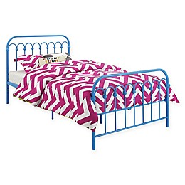 Novogratz Bright Pop Metal Bed