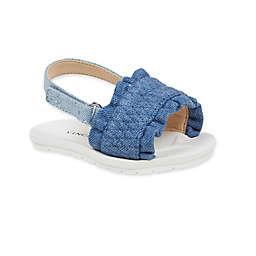 Vince Camuto® Shayla Smocked Sandal in Denim
