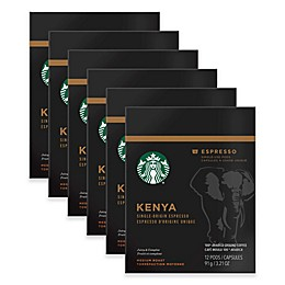 Starbucks® Verismo® 72-Count Kenya Espresso Pods