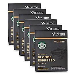 Starbucks® Verismo® 72-Count Blonde Espresso Pods