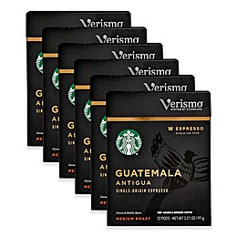 Starbucks® Verismo® Guatemala Antigua Espresso Pods 72-Count