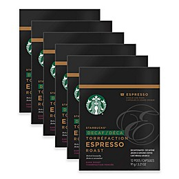 Starbucks® Verismo® Decaf Espresso Pods 72-Count